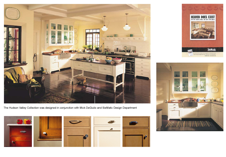 The Hudson Valley Collection Was Designed In Conjunction With Famous Kitchen  Designer Mick DeGiulio.